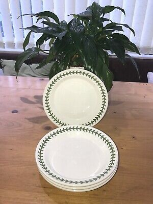 "Portmeirion Botanic Garden - Plain Side Plate 7.25"" - Used In Exc Condition"