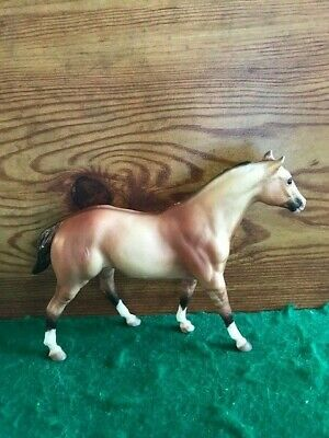 Breyer Paddock Pals/Little Bits Quarter Horse Stallion Dun EXCELLENT