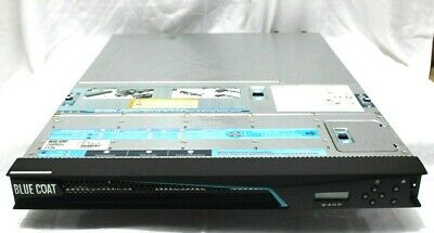 Blue Coat P/N: 090-03103 Content Analysis System CAS-S400-A3 Security Appliance
