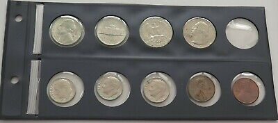 SMALL GROUP / COLLECTION / LOT UNITED STATES, 9 pc, 53 g  #xxB 57