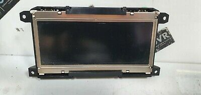 Audi A6 C6 Mmi 2G High Lcd Colour Screen Display 4F0919603