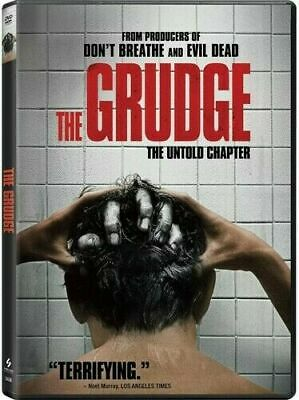 The Grudge NEW (DVD 2020) Horror / Mystery- Family Now Shipping!