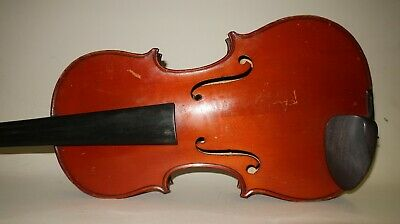Full size old nice labelled Bertholini French Violin
