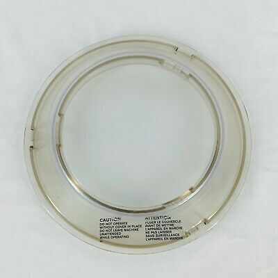Bosch Universal UM3 Mixer Mixing Bowl Splash Ring Guard & Cover Replacement Part
