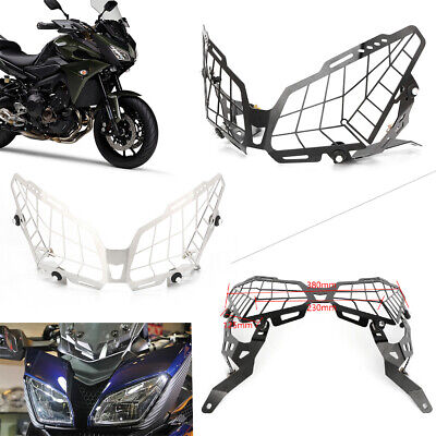 Abs Headlight Screen Protector Cover Guards For Yamaha Mt 09 Mt09 Tracer 2015 16