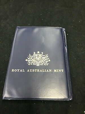 1969 Uncirculated Coin Mint Set - Royal Australian Mint