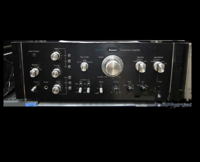 Sansui AU-11000 Integrated Amplifier Amp Tested Working Used Ex++