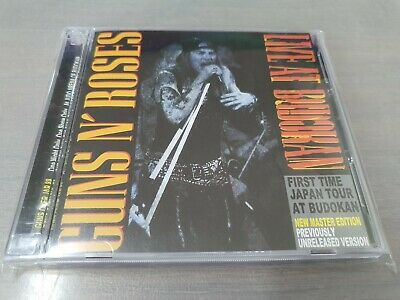 Guns N' Roses / Live At Budokan 2Cd Set