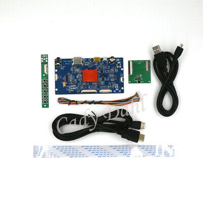 HDMI LCD Driver Controller Board for iPad 3 4 9.7' LP097QX1 2048x1536 EDP Panel