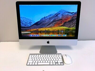 "Apple iMac 21.5"" RETINA 4K / QUAD CORE / 16GB RAM / 2015-2017 / 3YR WARRANTY! 27"