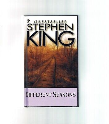 Rare Stephen King ~ Different Seasons ~ Mini Hardcover Edition ~ Ex.cond