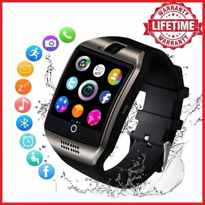 Smartwatch Orologio Telefono Android Ios Huawey Iphone Con Slot X Sim Bluetooth