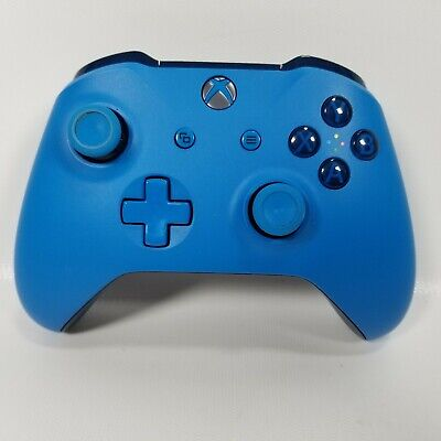 Microsoft Xbox One Wireless Controller Genuine (Blue)
