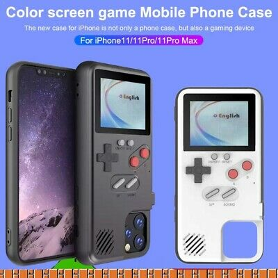 Retro Classic Game Phone Case Cover for iPhone 11/Pro/Max Video Game Console US