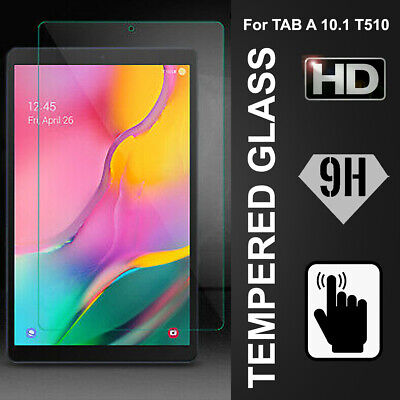 """For Samsung Galaxy Tab A 10.1"""" 2019 T510 T515 Tempered Glass Screen Protector"""