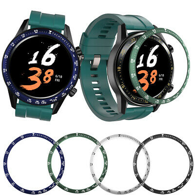 Metal Outer Edge Cover Watch Bezel Ring For Xiaomi Huami Amazfit GTR 47MM