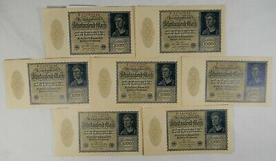 Germany P 72-10,000 Mark 1922 aUNC