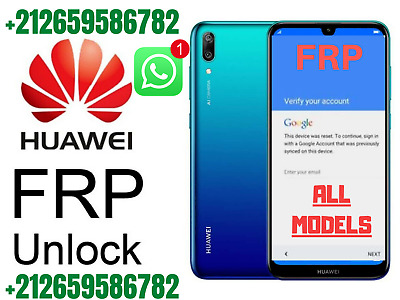 Huawei frp remove all models mate20 pro p30 lite mate20 mate20lite - Worldwide