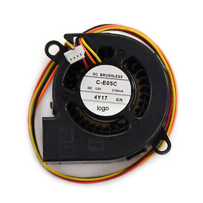 Projector Cooling Fan SF5020RH12-02E for Toshiba 12V 210MA 50*50*20mm 3pin
