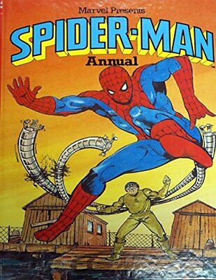 SPIDER-MAN ANNUAL 1985(Copyright Year) by STAN LEE, TOM DEFALCO Book The Cheap