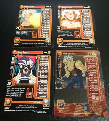 Dragon Ball GT CCG Android 20 Lvl 1-3! Super 17 Saga!!
