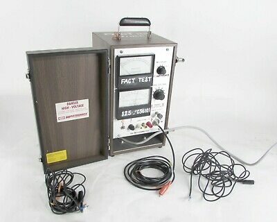 Hypertronics CS16-93 HV Megohmmeter Model HVM5-A