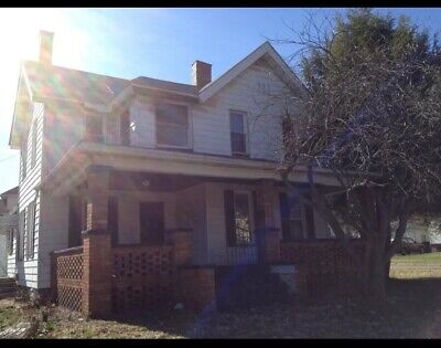 Single Family Home On Lot Warren Ohio bid for down Payment only