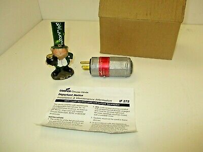 Crouse Hinds Enp5151 Explosion Proof 15 Amp 120V Plug New