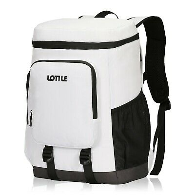 Waterproof 33 Cans Cooler Backpack Leakproof Insualted Soft Cooler Bag Picnic