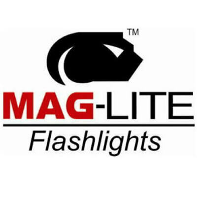 NEW Mag-lite Flashlights Torch, D Cell, Made in USA,