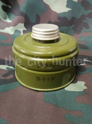 Gas mask filter GP-5. For all models of Soviet and Russian gas masks of the GP.