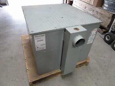 Zurn Grease Trap With Flow Control - Jp2700-100-4Nh / Gt2700-100-4Nh - New