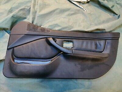 Bmw Z3 O/S Drivers Door Card Interior Trim And Handle