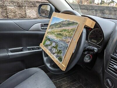 Travel Easel by Artroams