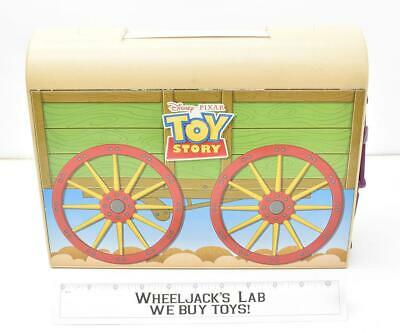 Fold Up Wagon Andys & Sid's Room Pizza Playset Toy Story Disney Pixar