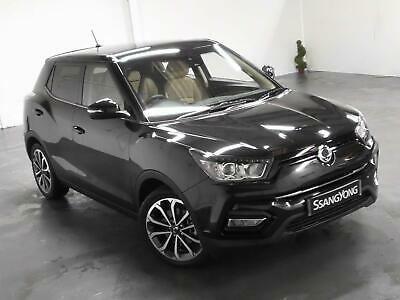 2019 SsangYong Tivoli 1.6D Ultimate Auto 5dr