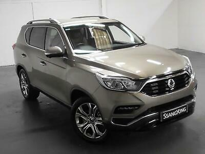 2018 SsangYong Rexton 2.2D Ultimate T-Tronic 4WD 5dr