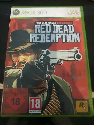 Red Dead Redemption (Microsoft Xbox 360, 2010, DVD-Box)
