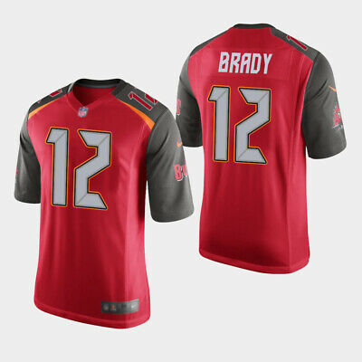 Tampa Bay Buccaneers Tom Brady 2020 game Jersey Size S- 3XL