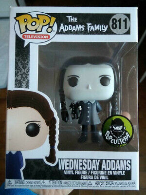 Funko Pop The Addams Family - Wednesday Addams 811