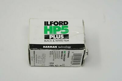 2 new rolls, Ilford HP5 Plus Black and White Negative Film 35mm, 24 Exposures