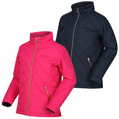 Regatta Zalenka Girls Quilted Jacket
