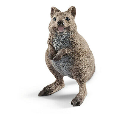 Schleich Quokka Wildlife Figure Toy Figure Cake Topper 14823 NEW 2019