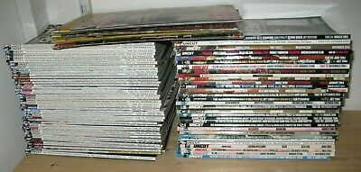 Job Lot Collection Music Magazines - 219 Issues Mojo - Un-Cut - Record Buyer