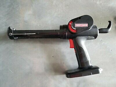 Craftsman 19.2 Volt Variable Speed Cordless Caulk Gun 315.115960