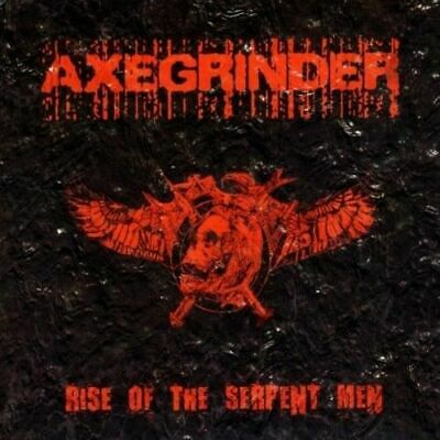 Axegrinder - Rise Of The Serpent Men New Vinyl