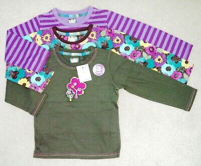 Bnwt Baby Girls Next Tops 18-24 Mths 1-2 Yrs New Flower Party T-Shirt Jacket Tee