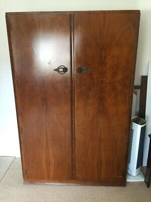antique wardrobes . matching with different interiors