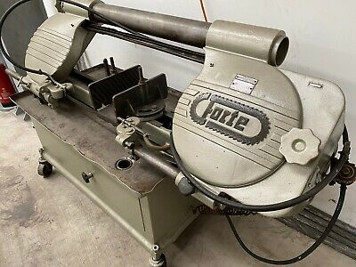Forte Band Saw Cutting Machine Engineering