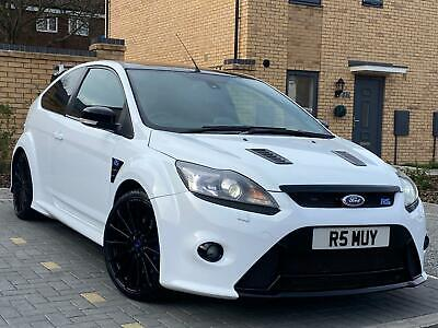 Ford Focus Rs Conversion Build Up Project Replica Modified 400 Bhp Delivery Px